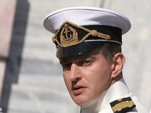 Хабенский в роли адмирала Колчака