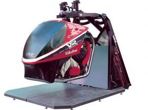 реалистичный симулятор вертолёта