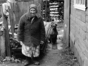 моя любимая бабушка - Татьяна Александровна Муравьёва