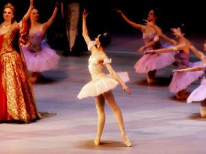 фото танцующих балерин